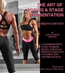 BIKINI posing book cover