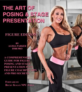 figure posing book cover